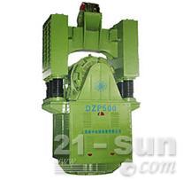 上海振中DZP500型免共振变频振动打桩锤