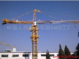 6409塔吊QTZ160塔式起重机图片