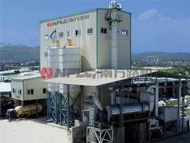 南方路机FBT2000干粉砂浆生产设备