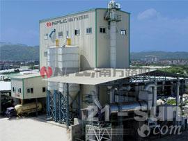 南方路机FBZ600干粉砂浆生产设备