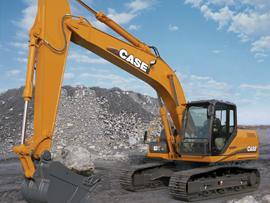凯斯CX210B HD挖掘机图片