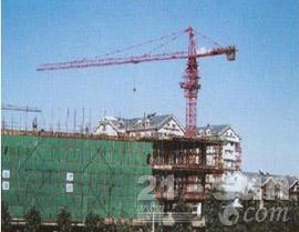 重庆中建QTZ80(6011)塔式起重机