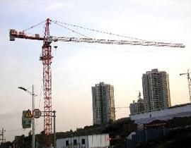 重庆中建QTZ63(5012)塔式起重机