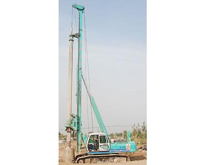 鑫国重机XGR80旋挖钻机图片