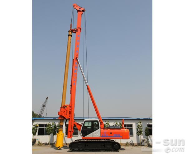 鑫国重机XGR120旋挖钻机图片