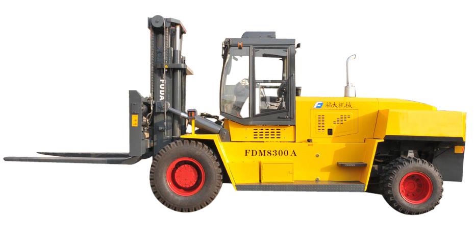 福大机械FDM8300A重型叉车图片