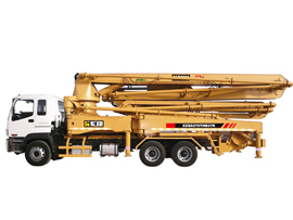 博汇机械XZQ5270THB37R泵车