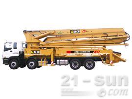 博汇机械XZQ5380THB47R泵车