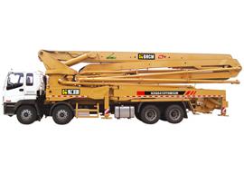 博汇机械XZQ5410THB52R泵车