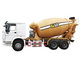 博汇机械XZQ5312GJBN4048W混凝土搅拌运输车