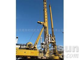 中国南车TR500C旋挖钻机