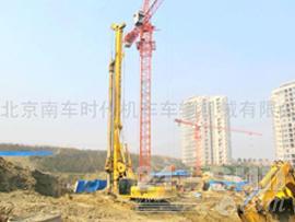 中国南车TR280DH旋挖钻机