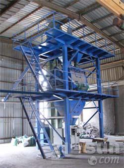 一工机械干粉砂浆生产设备干粉砂浆生产设备