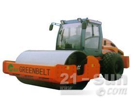 绿地LSA120垂直振动压路机图片