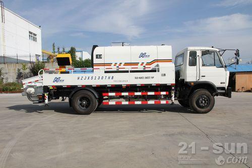 海州机械HBC110-16-160S车载泵