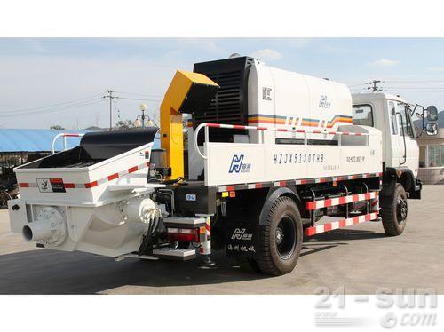 海州机械HBC80-18-160S车载泵