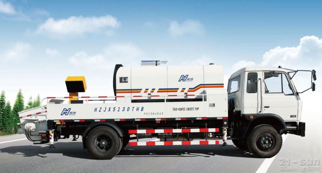 海州机械HBC80-18-194S车载泵