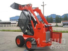 威肯GM750滑移装载机