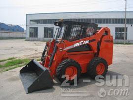 威肯GM1605A滑移装载机图片