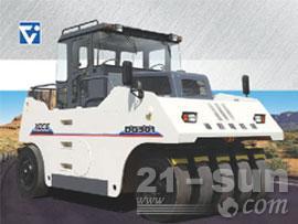 道辰格DG301轮胎压路机