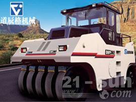 道辰格DHP302轮胎压路机