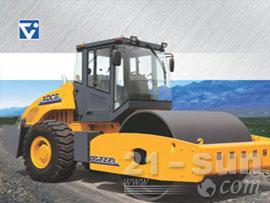 道辰格DG222J单钢轮压路机