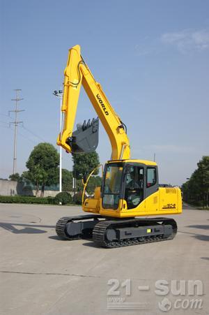沃得重工W2150-8挖掘机外观图1