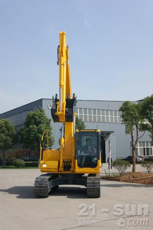 沃得重工W2150-8挖掘机外观图2