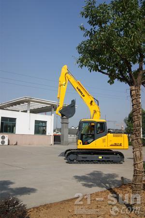 沃得重工W2150-8挖掘机外观图5