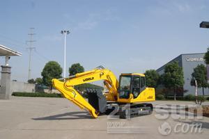 沃得重工W2150-8挖掘机外观图6