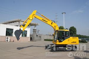沃得重工W2150-8挖掘机外观图7