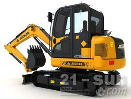 巨超重工JC60-9挖掘机图片