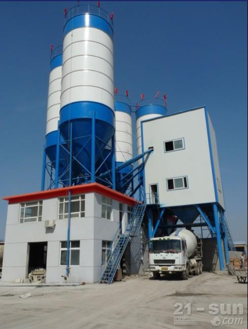 信达HZS200(240)混凝土搅拌设备