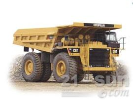 卡特彼勒785C铰接式自卸卡车