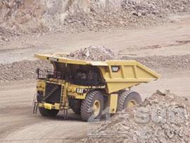 卡特彼勒793F矿用车
