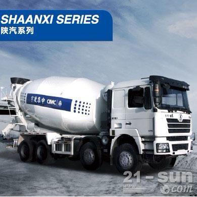 凌宇汽车CLY5254GJB7混凝土搅拌运输车