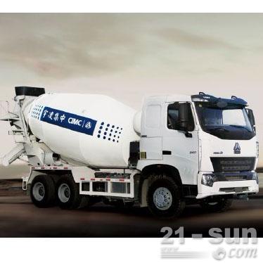 凌宇汽车CLY5317GJB2混凝土搅拌运输车图片