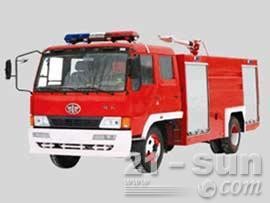 山推SG60/PM60消防车