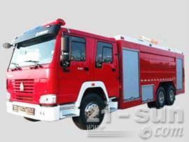 山推SG150/PM150消防车