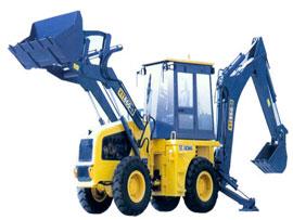 徐工特机XT860-II挖掘装载机