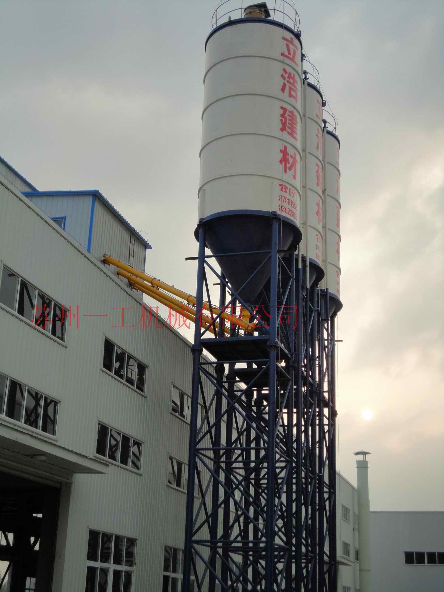一工机械干粉砂浆设备干粉砂浆生产设备