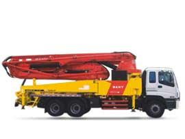 三一SY5313THB 46E泵车