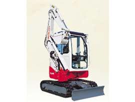 竹内TB28FR挖掘机