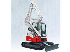 竹内TB153FR挖掘机