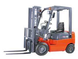 合力H2000系列1-1.8吨内燃平衡重型叉车