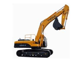 玉柴重工YC420LC-8挖掘机
