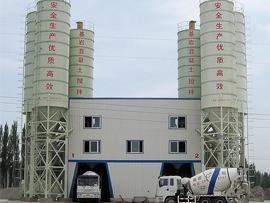 中国现代2-HZS(N)60A搅拌站