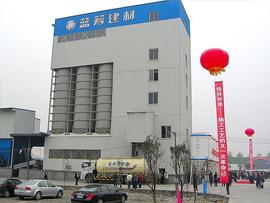 现代建机DMPC干粉砂浆生产设备