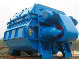中国现代JS系列双卧轴混凝土搅拌机