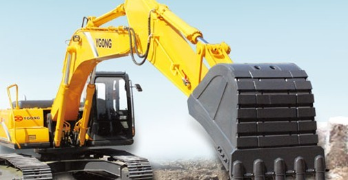 宜工CY210-8挖掘机